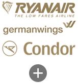 Povolené hmotnosti a velikosti zavazadel pro letecké společnosti