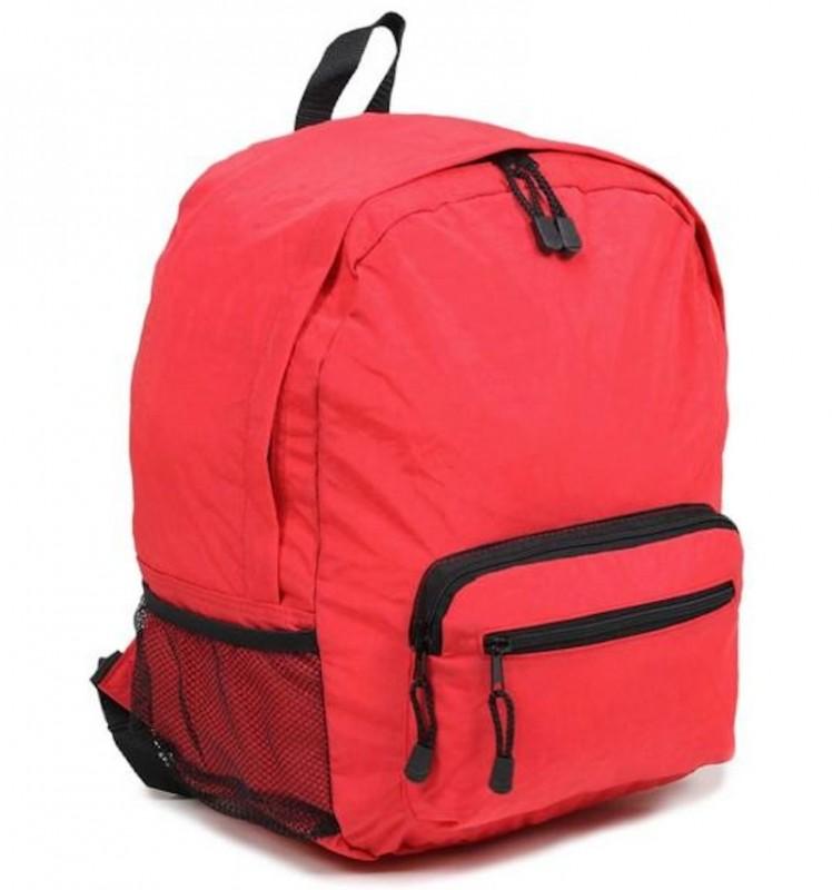 Member's BP-0051 Skládací batoh (červený)