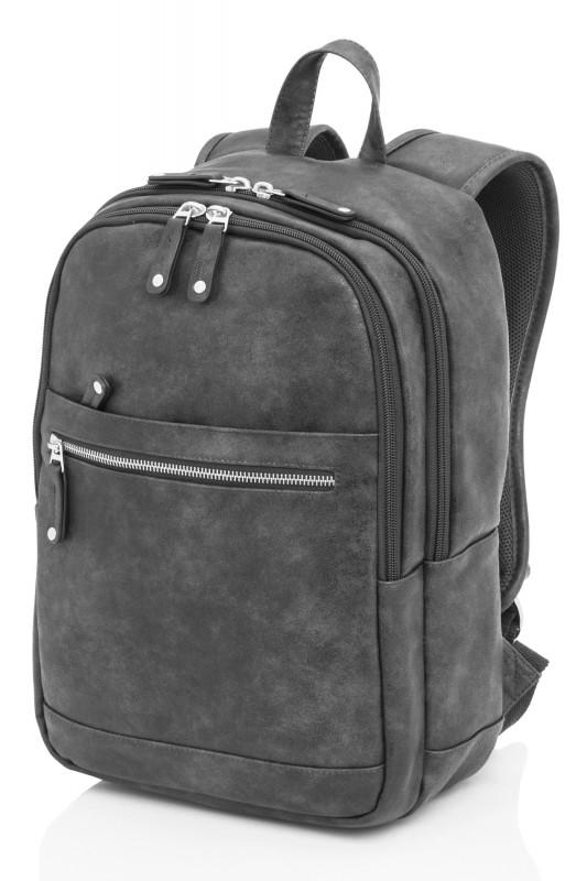 Vogart ALABAMA Prostorný batoh NTB 14, 15 litrů (Black)
