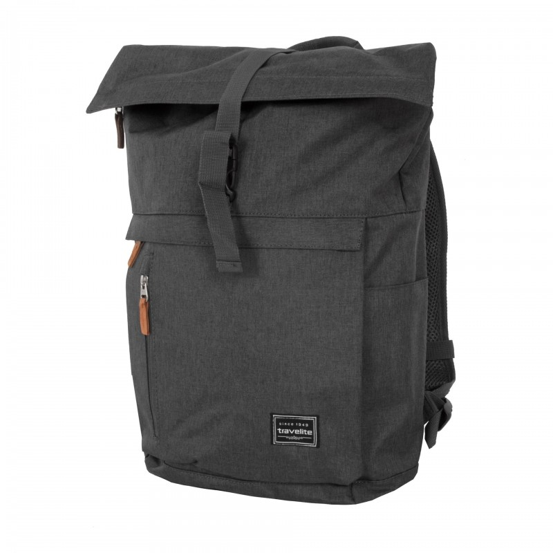 Travelite BASICS Roll-up městský batoh 35 l (Anthracite)