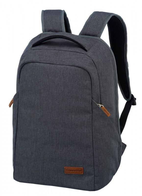 Travelite BASICS Safety městský batoh 23 l (Anthracite)