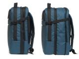 Vogart CABIN CREW Palubní batoh rozšířitelný NTB 17 (Blue)