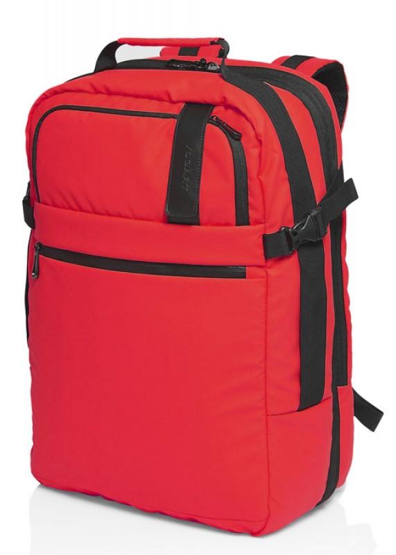 Vogart CABIN CREW Palubní batoh rozšířitelný NTB 17 (Red)