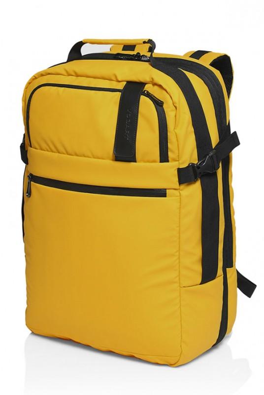 Vogart CABIN CREW Palubní batoh rozšířitelný NTB 17 (Yellow)