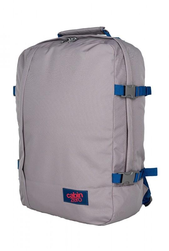 CabinZero CLASSIC ULTRA-LIGHT Odlehčený batoh 44 l (Grey Moor)