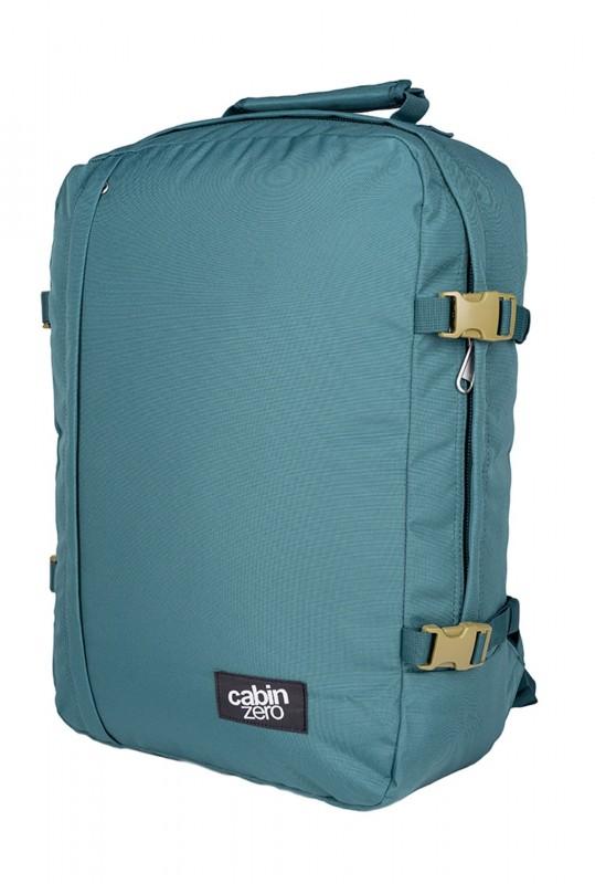 CabinZero CLASSIC ULTRA-LIGHT Odlehčený batoh 44 l (Mallard Green)