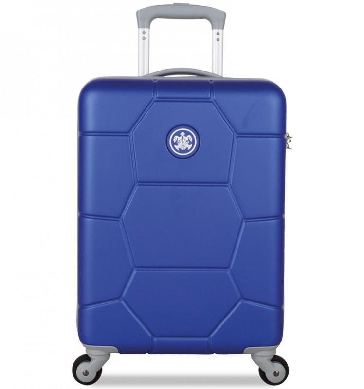 SuitSuit CARETTA Palubní kufr 55 cm (Dazzling Blue)