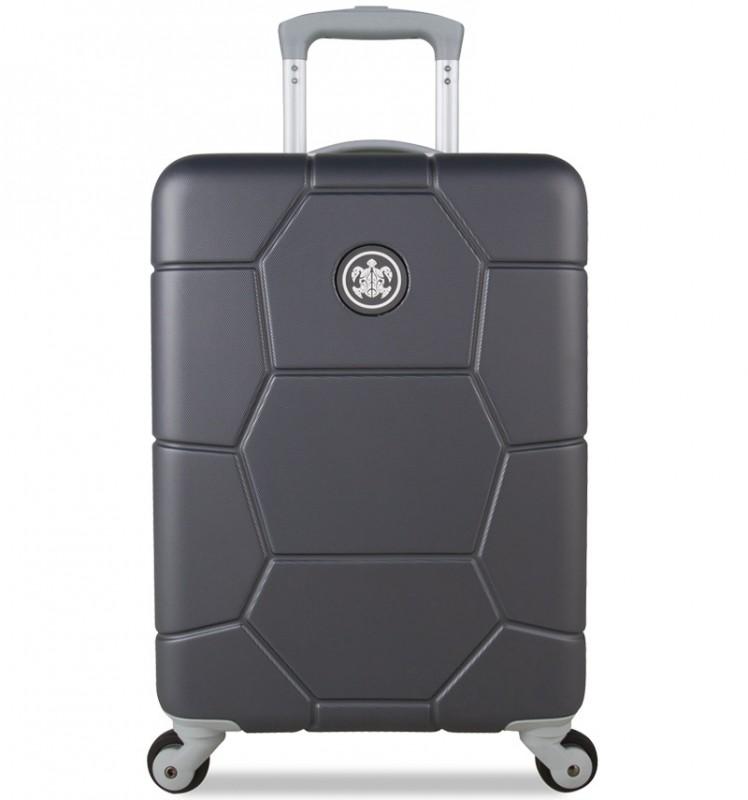 SuitSuit CARETTA Palubní kufr 55 cm (Cool Gray)