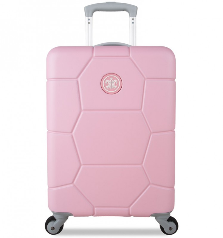 SuitSuit CARETTA Palubní kufr 55 cm (Pink Lady)
