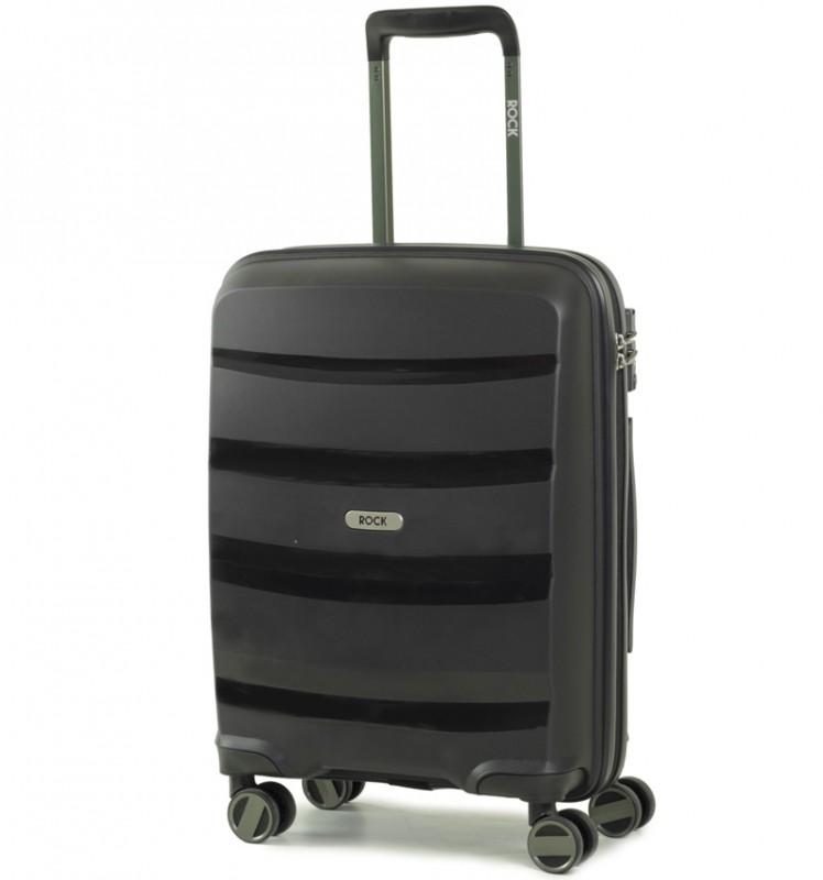 Rock TORRANCE Kabinové zavazadlo 54cm (černá)