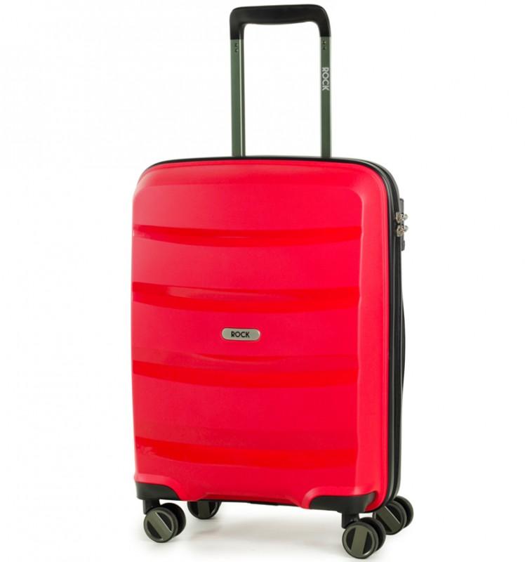 Rock TORRANCE Kabinové zavazadlo 54cm (červená)