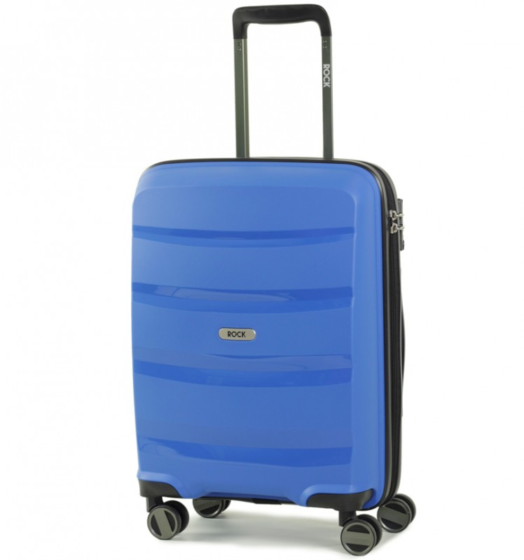Rock TORRANCE Kabinové zavazadlo 54cm (modrá)