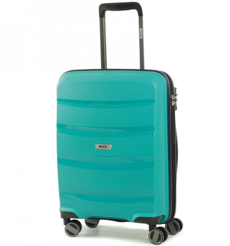 Rock TORRANCE Kabinové zavazadlo 54cm (zelená)