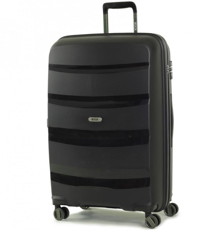 Rock TORRANCE Velký cestovní kufr 75cm (černý)