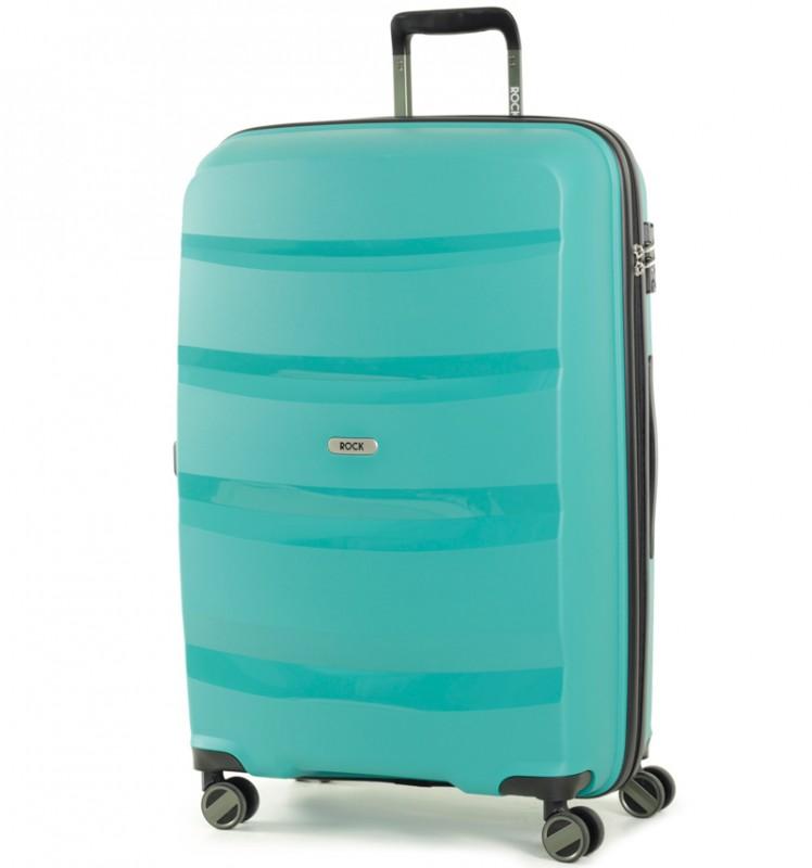 Rock TORRANCE Velký cestovní kufr 75cm (zelený)