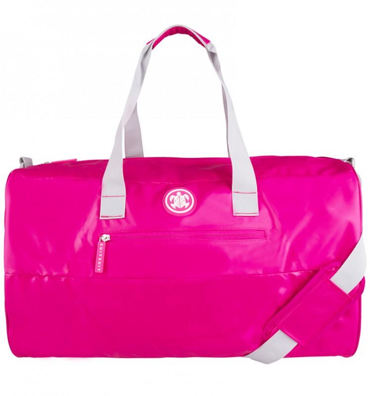 SuitSuit CARETTA EVERGREEN Cestovní taška 50l - Hot Pink