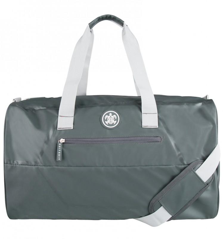 SuitSuit CARETTA EVERGREEN Cestovní taška 50l - Cool Grey