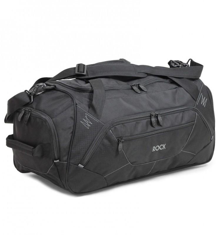 Rock CARBON Malá cestovní taška (černá)