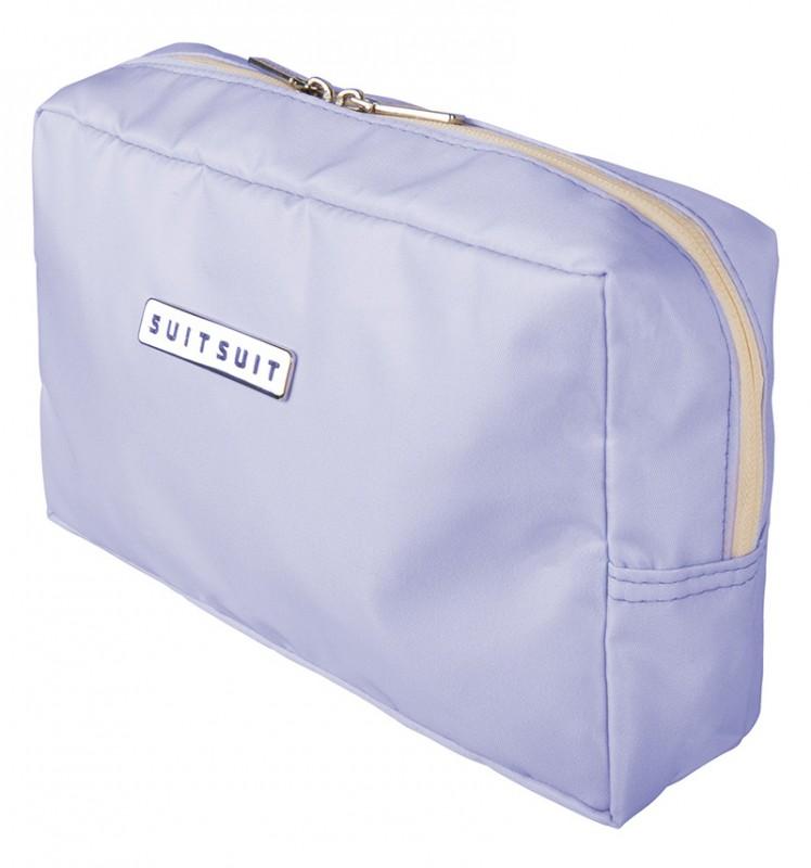 SuitSuit Cestovní obal na kosmetiku - Paisley Purple