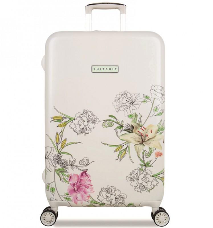 SuitSuit 10th ANNIVERSARY Dámský cestovní kufr 67cm - English Garden