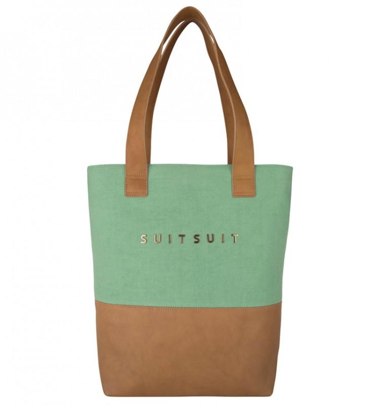 SuitSuit FAB SEVENTIES Dámská taška - Basil Green