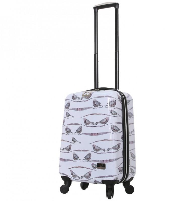 Mia Toro HALINA Designový kabinový kufr 56 cm