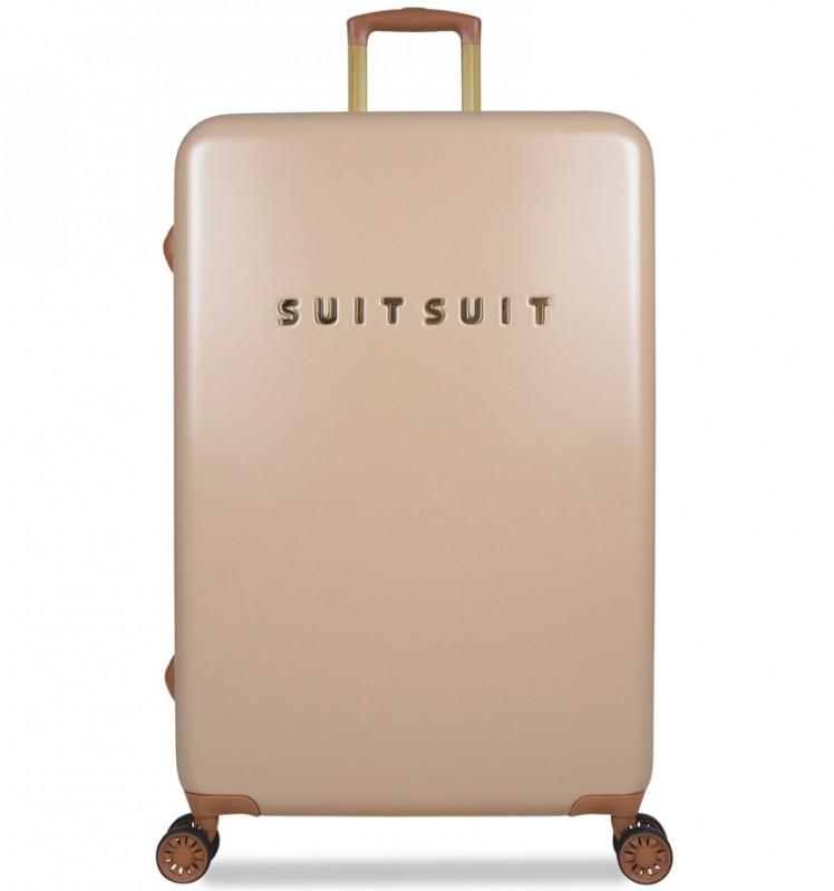SuitSuit FAB SEVENTIES Velký cestovní kufr 77cm - Warm Sand