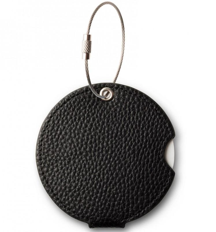 Addatag - Jmenovka PU na kufr - vzor Black
