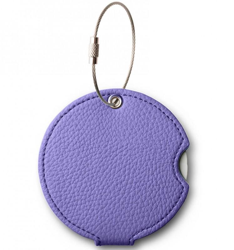 Addatag - Jmenovka PU na kufr - vzor Lavender