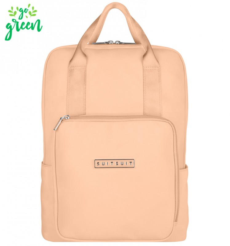 SuitSuit NATURA Recyklovaný batoh - Apricot