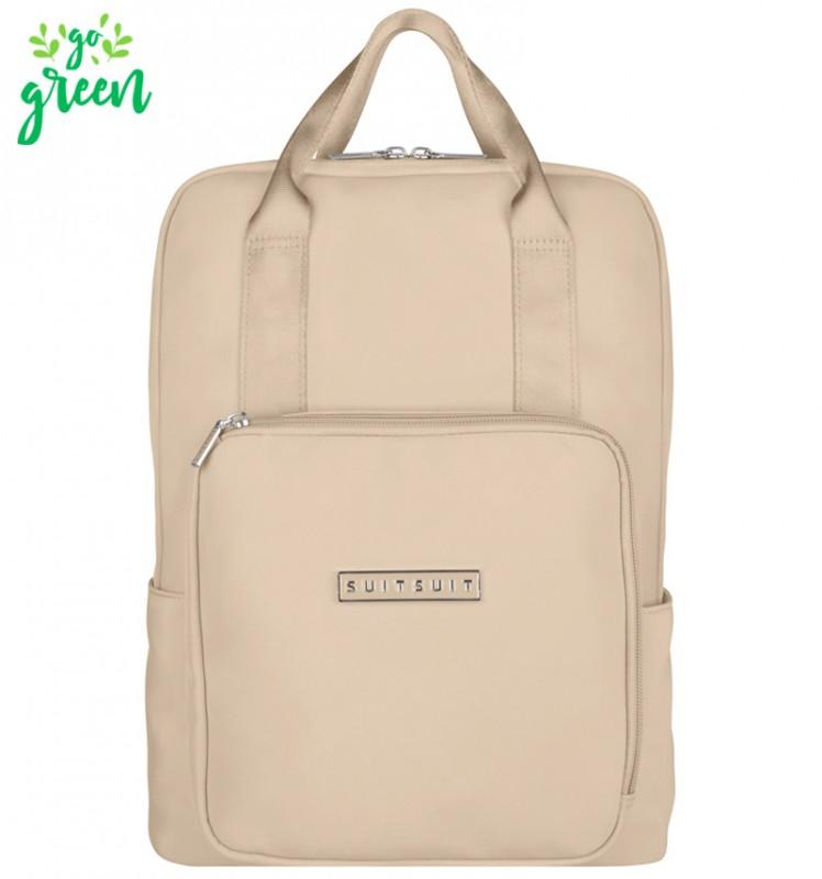 SuitSuit NATURA Recyklovaný batoh - Sand