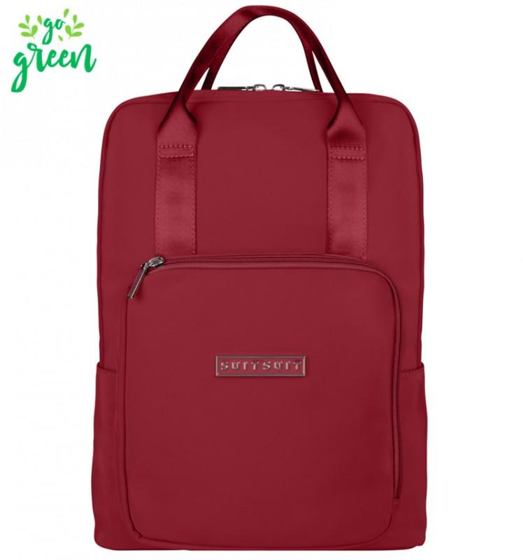 SuitSuit NATURA Recyklovaný batoh - Cherry