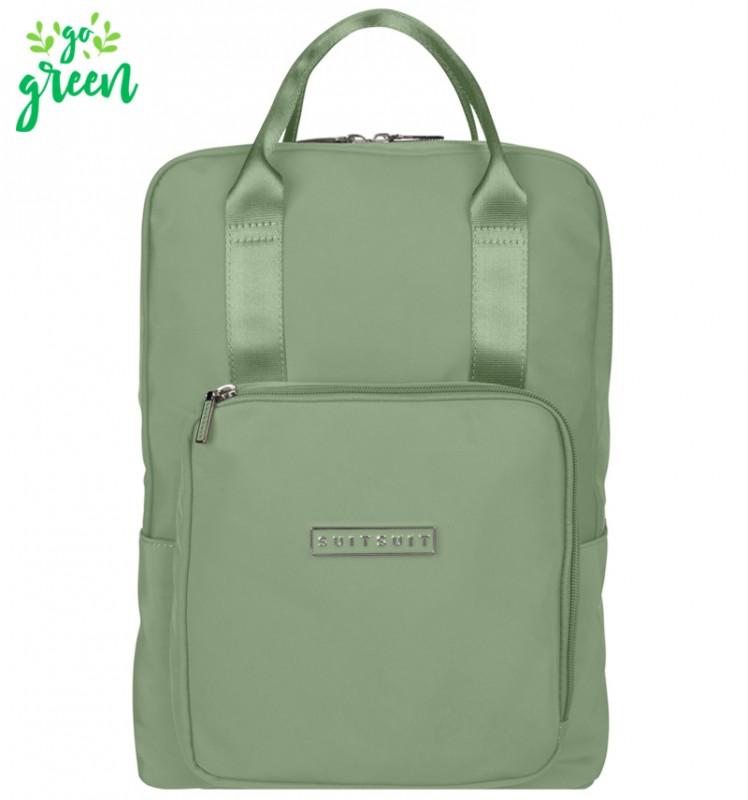 SuitSuit NATURA Recyklovaný batoh - Moss