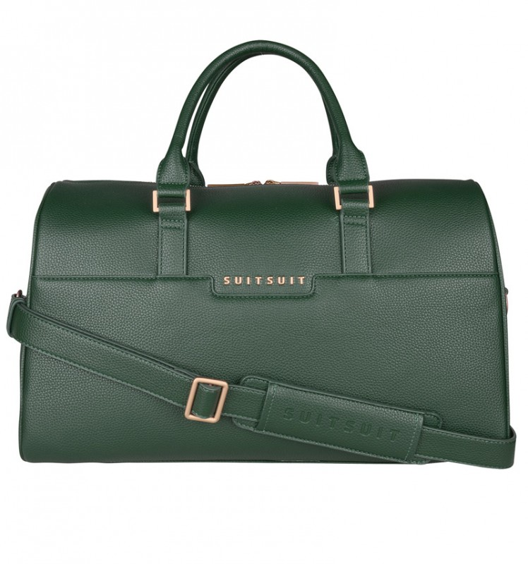SuitSuit FAB SEVENTIES Cestovní taška - Beetle Green