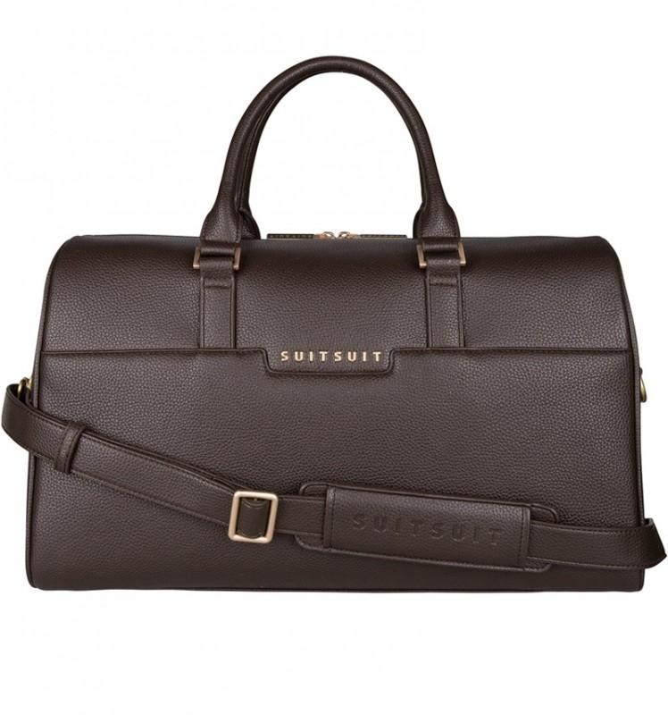 SuitSuit FAB SEVENTIES Cestovní taška - Espresso Black