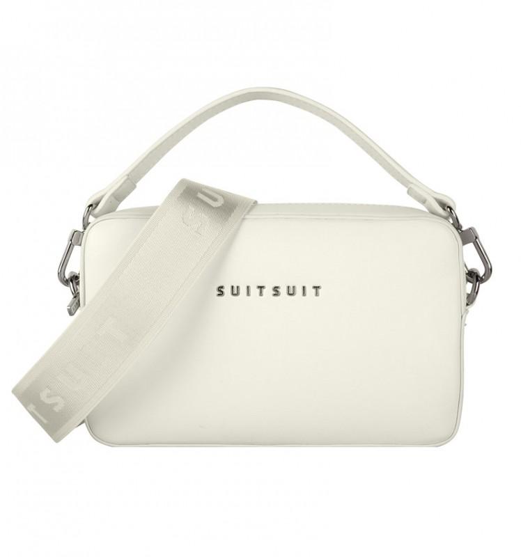SuitSuit FABULOUS FIFTIES Stylová dámská taška - Egg White