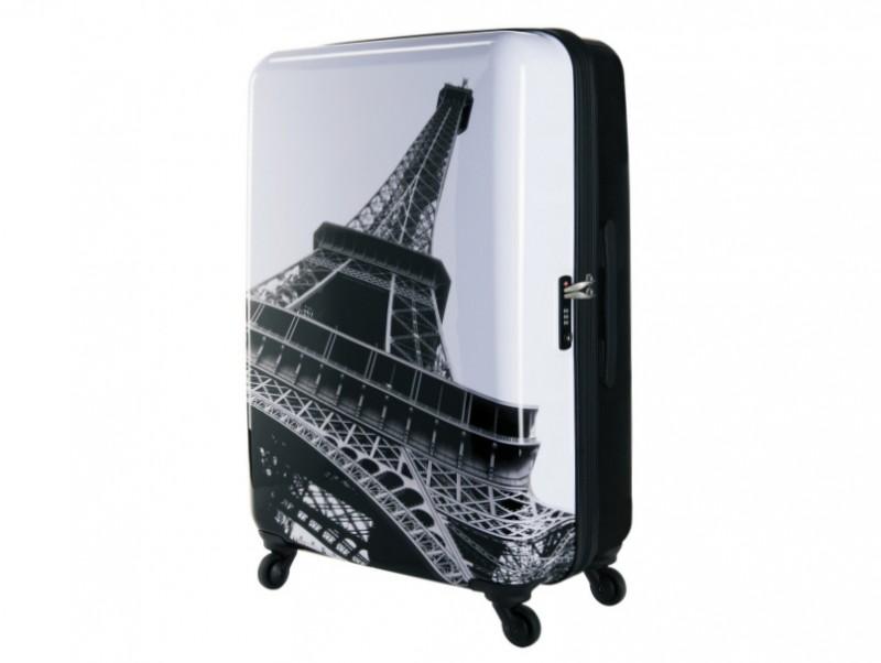 Cestovní kufr SUITSUIT® TR-1116N/3-60 - Paris New