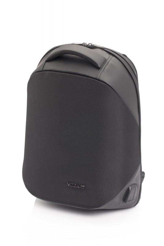 Vogart CLYDE Bezpečností batoh 20 L (Black)