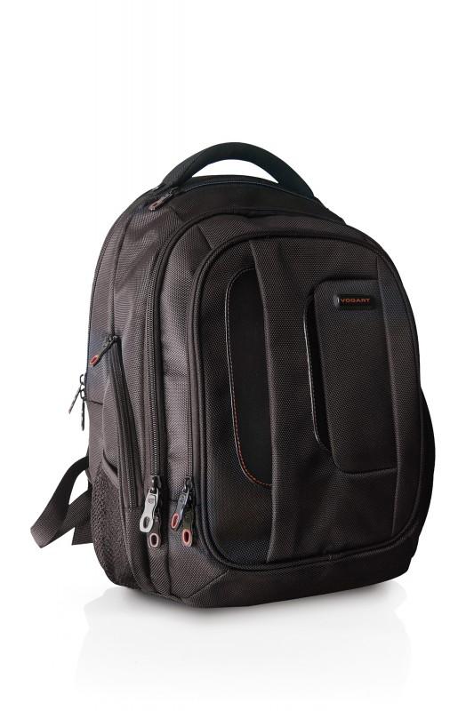 Vogart LUXELL Střední batoh na notebook 15 (Black)