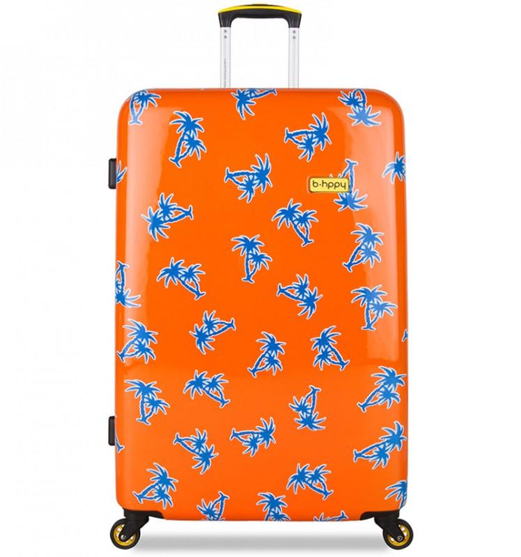 B.HPPY Designový kufr 77cm - GoGoNuts