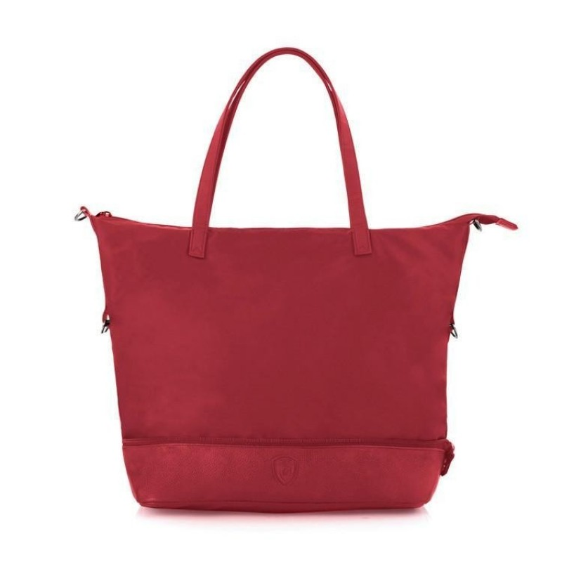 Heys HILITE ZIP Skládací dámská kabelka (Red)