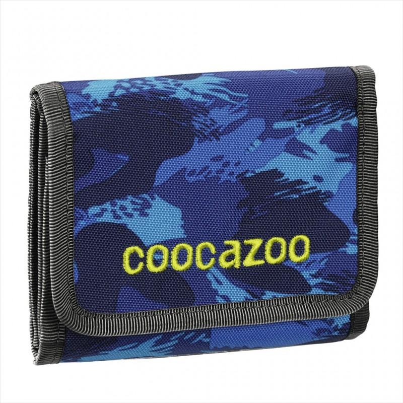 Coocazoo CASHDASH Dětská peněženka - Brush Camou
