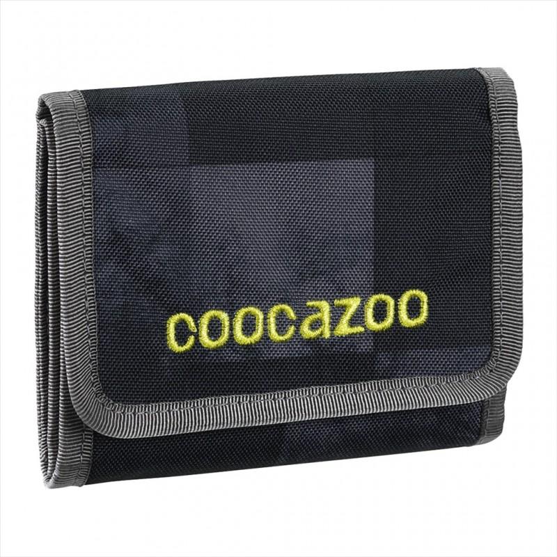 Coocazoo CASHDASH Dětská peněženka - Mamor Check