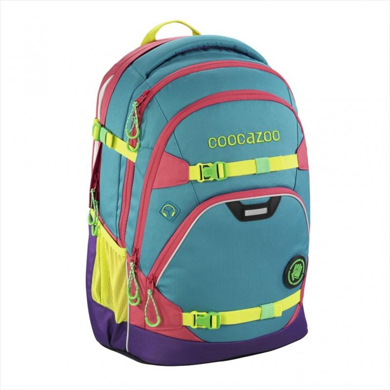 Coocazoo SCALERALE Školní batoh od 3.třídy - Holiman, certifikát AGR