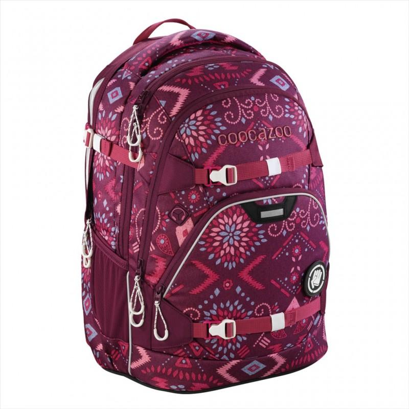 Coocazoo SCALERALE Školní batoh od 3.třídy - Tribal Melang, certifikát AGR
