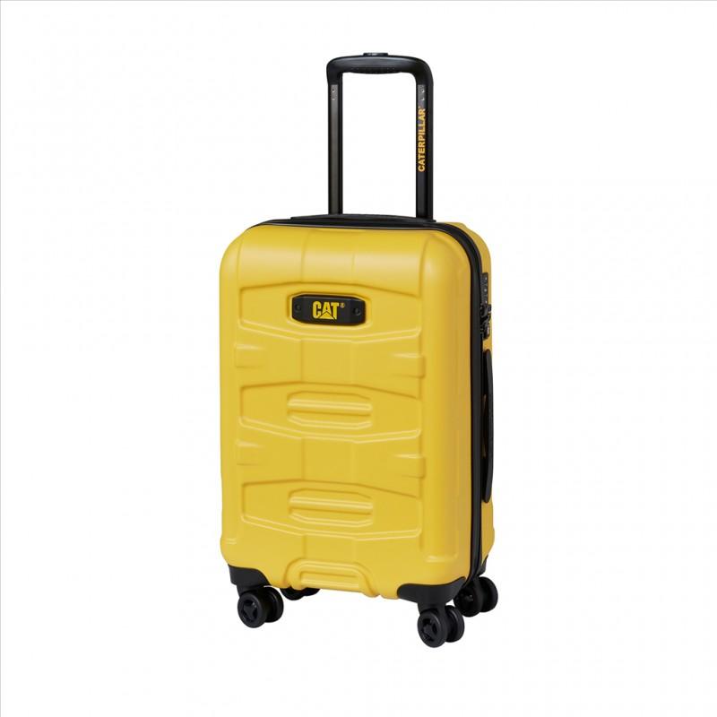 Cat TROLLEY Středně velký cestovní kufr 68cm (Yellow)