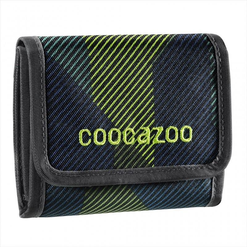 Coocazoo CASHDASH Dětská peněženka - Polygon Bricks