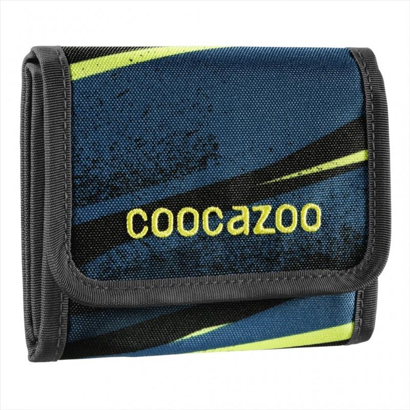 Coocazoo CASHDASH Dětská peněženka - Wild Stripe