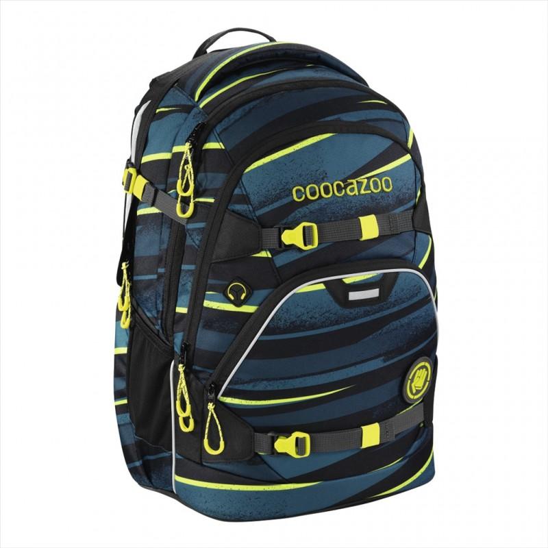 Coocazoo SCALERALE Školní batoh od 3.třídy - Wild Stripe, certifikát AGR