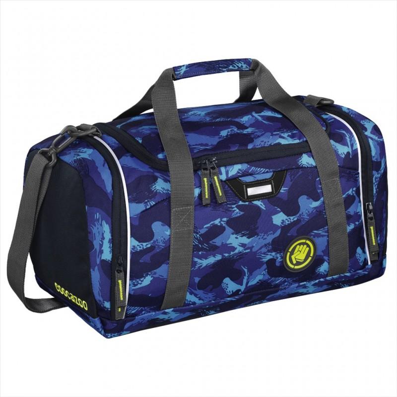 Coocazoo SPORTERPORTER Sportovní taška 42cm - Brush Camou